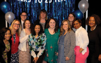 FOSTER CARE & ADOPTION PROGRAM CELEBRATES 25 YEARS